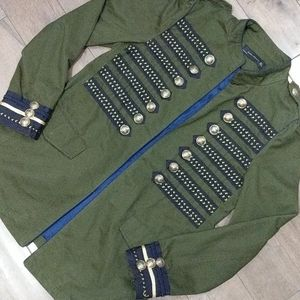Zara Military Style Jacket